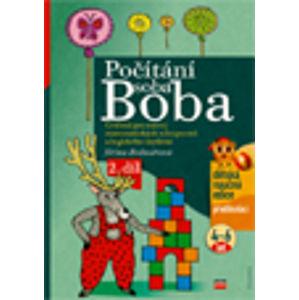 Počítání soba Boba 2. díl - Bednářová Jiřina