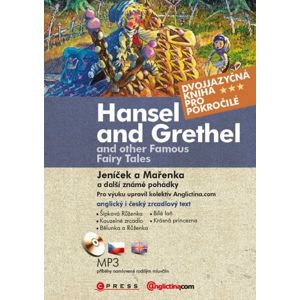 Jeníček a Mařenka - Hansel and Grethel + CD