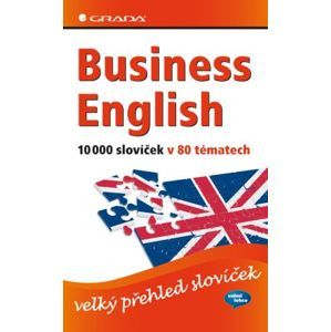 Business English - 10 000 slovíček v 80 tématech - Baddock B., Vrobel S.