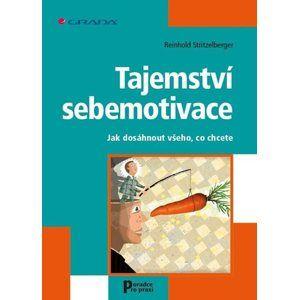 Tajemství sebemotivace - Stritzelberger Reinhold