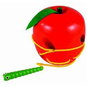 Provlékadlo Jablko s červíkem