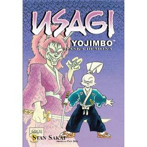 Usagi Yojimbo - Maska démona - Sakai Stan