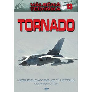 Tornado - Válečná technika 13 - DVD - neuveden