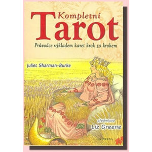 Kompletní tarot - Sharman-Burke Juliet