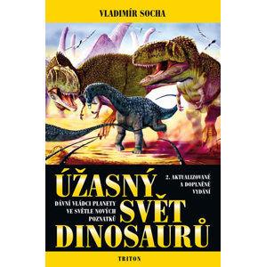 Úžasný svět dinosaurů - 2. vydání - Socha Vladimír