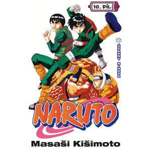 Naruto 10 - Úžasný nindža - Kišimoto Masaši