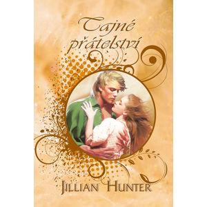Tajné přátelství - Hunter Jillian
