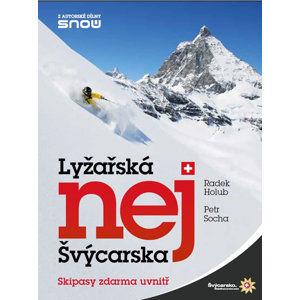 Lyžařská nej Švýcarska - Holub Radek, Socha Petr,
