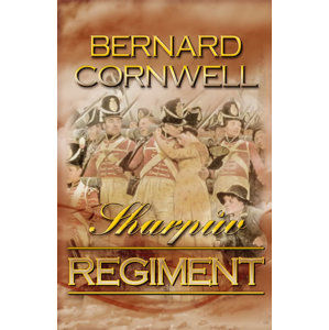 Sharpův regiment - Cornwell Bernard